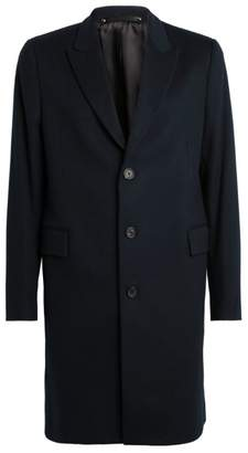 Paul Smith Wool-Cashmere Coat