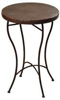 Stylecraft End Table Antique Bronze