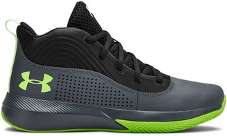 Under Armour Grade School UA Lockdown 4 Basketball Shoes