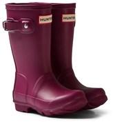 Hunter Bright Violet Orignial Wellington Boots