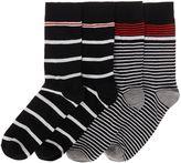 Jack & Jones 4 Pack Jacstripemix Socks