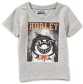 Hurley Baby Boys 12-24 Months Most Intellectual Short-Sleeve Tee