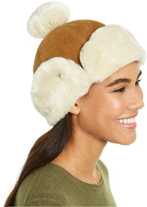 Koolaburra By Ugg Suede and Faux-Fur Trapper