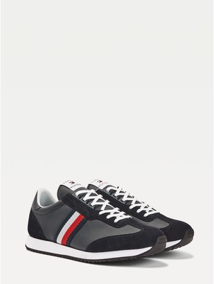 Tommy Hilfiger Mixed Material Stripe Runner