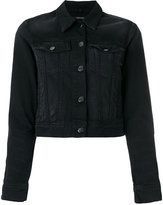 J Brand harlow texana denim jacket - women - Cotton - M
