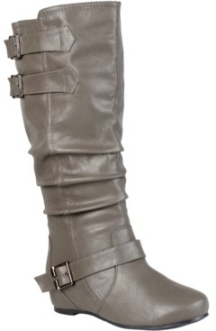 Journee Collection Women's Extra Wide Calf Tiffany Boot Women's Shoes