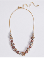 M&S Collection Swirl Pearl Necklace