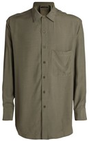 Song For The Mute Pocket Detail Overshirt