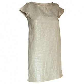 Bonpoint Beige Linen Dress for Women