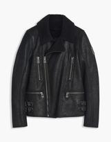 Belstaff Fraser 2.0 Aviator Jacket Black