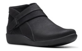 Clarks CloudSteppers Women's Sillian Rani Ankle Booties Women's Shoes
