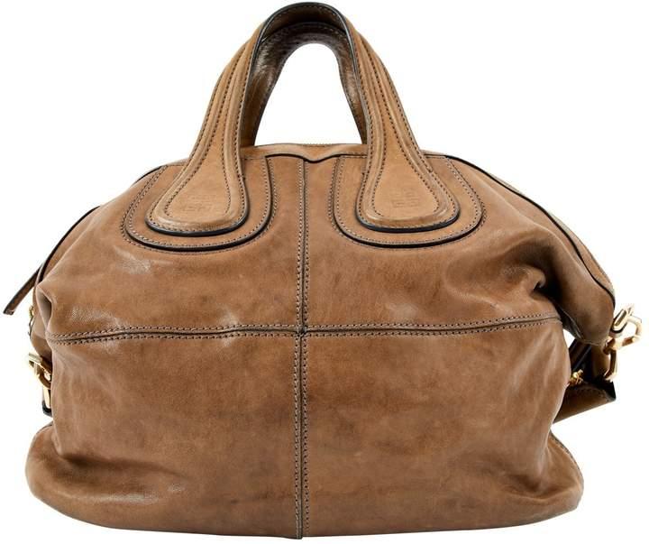 Givenchy Nightingale leather bag