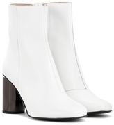 Acne Studios Allis leather ankle boots