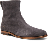 Robert Geller x Common Projects Suede Chelsea Boots