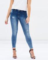 Only Carmen Regular Ankle Denim Jeans
