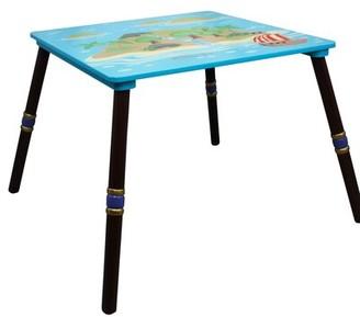 Pirate Island Kids Play Table Fantasy Fields