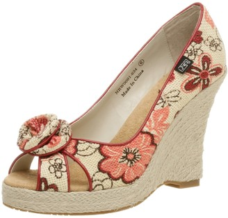 Not Rated Women's Eve Wedge Espadrille