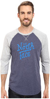 The North Face 3/4 Sleeve Alpine Varsity Club Tee