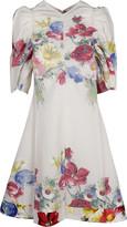 Celine Floral Print Dress