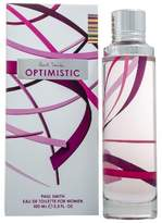 Paul Smith Optimistic Eau De Toilette Spray for Women, 3.3 Ounce