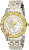 Thierry Mugler Women's Two-Tone Stainless Steel Dial