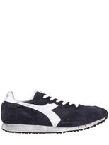Diadora Heritage - Trident Nylon & Suede Sneakers