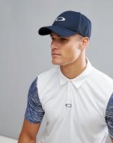 Oakley Golf Ellipse Logo Baseball Cap In Navy