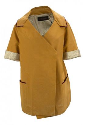 Louis Vuitton Yellow Cotton Jackets
