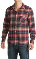 Poler Plaid Flannel Shirt - Long Sleeve (For Men)