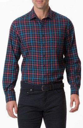 Rodd & Gunn Stanaway Regular Fit Check Shirt