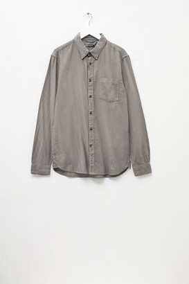 French Connenction Herringbone Flannel Shirt