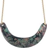 Alexis Bittar Crescent Bib Necklace