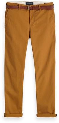 Scotch & Soda Stuart Peached Chino Pants