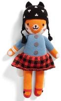 Infant Girl's Cuddle + Kind Sadie The Fox Stuffed Animal
