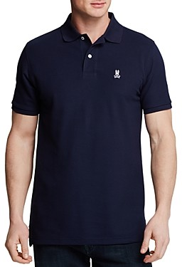 Psycho Bunny Big & Tall Classic Fit Polo Shirt