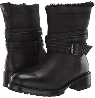 Ross & Snow Cristiana Weatherproof Boot (Black) Women's Boots