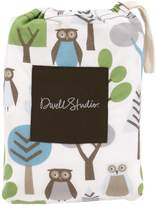 DwellStudio Dwell Studio Fitted Crib Sheet, Owls