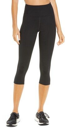 Girlfriend Collective High Waist Capri Leggings