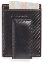 Johnston & Murphy Men's Money Clip Card Case - Black