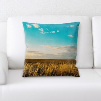 Remus Winston Porter Sky Throw Pillow Winston Porter