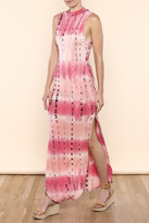 SHE Boutique Tie Dye Maxi Dress