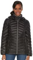 ZeroXposur Women's Jolie Hooded Packable Down Puffer Coat