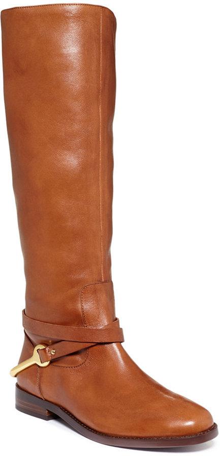 Lauren Ralph Lauren Jenny Tall Shaft Pull-On Riding Boots