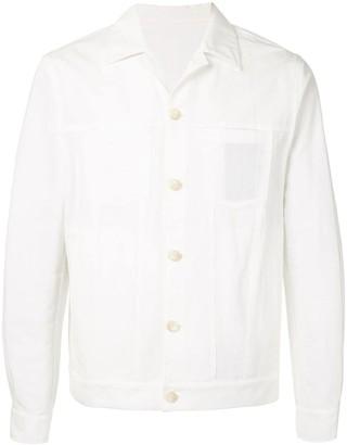 Durban Patch Pocket Shirt Jacket
