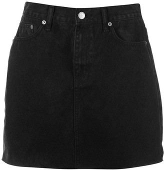 Dr. Denim Mallory Skirt