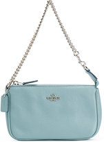 Coach Nolita wristlet clutch - women - Leather - One Size