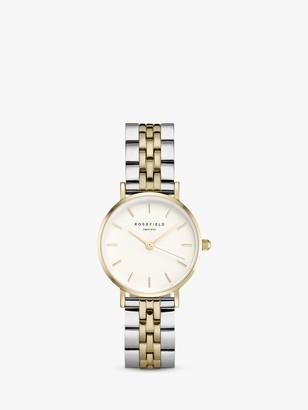 ROSEFIELD Women's The Small Edit Bracelet Strap Watch