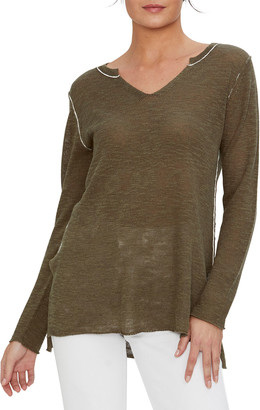Michael Stars Chrisette Cocoon Pullover Sweater