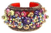 Forest of Chintz Bauble Bead Cuff