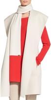 St. John Doubleface Cashmere Vest